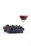 Виноградины в Японии Стоковые Фотографии RF