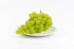виноградины пука белые Стоковая Фотография RF
