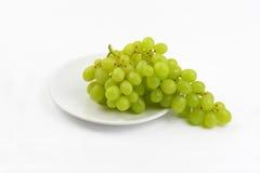 виноградины пука белые Стоковое Изображение RF