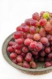 виноградины пука красные Стоковое Изображение