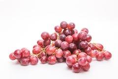 виноградины пука красные Стоковая Фотография