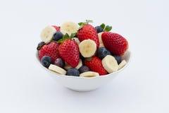 виноградины плодоовощ фокуса шара ягод яблока свежие передние главным образом Стоковое Фото