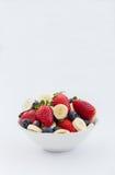 виноградины плодоовощ фокуса шара ягод яблока свежие передние главным образом Стоковые Изображения RF