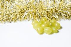 12 виноградин, для празднуют Новый Год Стоковая Фотография RF