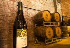 Виноградник SULA стоковая фотография