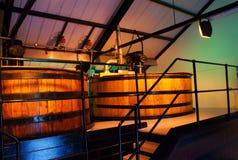 винокурня Шотландия стоковое фото rf