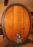 вино бочонка Стоковая Фотография RF