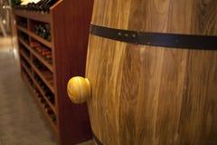 вино бочонка Стоковые Изображения RF