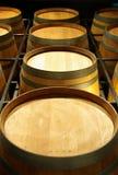 вино бочонков Стоковая Фотография
