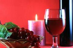 вино бутылки красное стоковые изображения rf