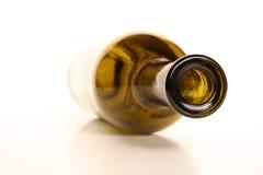 вино бутылки пустое Стоковая Фотография