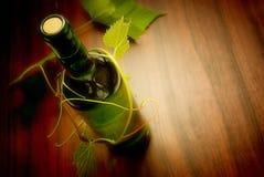 вино бутылки Стоковое Фото