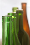 вино бутылок Стоковое Изображение RF