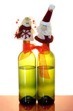 вино бутылок 2 Стоковое Фото