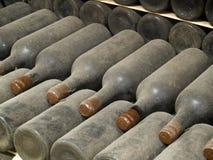 вино бутылок Стоковые Фотографии RF