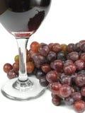 вино виноградин красное Стоковые Фотографии RF