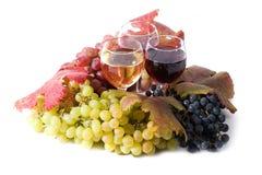 вино виноградин Стоковые Фото