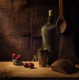 вино вишни Стоковые Изображения