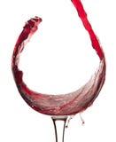 Вино в рюмке Стоковые Фотографии RF