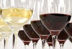 вино дегустации Стоковая Фотография RF