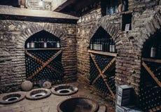 Винодельня в Sighnaghi стоковые фотографии rf