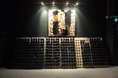 Винодельня Каталонии Стоковое Изображение RF