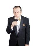 вино запаха Стоковое Изображение