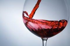 вино лить стоковые фотографии rf