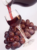 вино лозы Стоковое Изображение RF