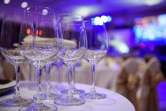 вино обеда пляжа стеклянное Стоковая Фотография