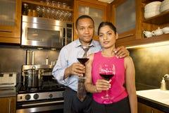 вино пар Стоковое фото RF