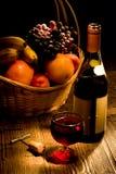 вино плодоовощей Стоковое Фото