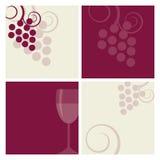 вино предпосылок Стоковые Изображения RF