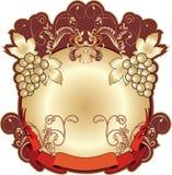 вино продукта ярлыка Стоковая Фотография RF