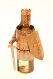 вино рыцаря держателя Стоковые Изображения