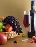 вино состава красное Стоковые Изображения