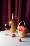 вино состава красное Стоковое Фото