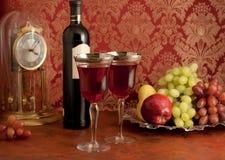 вино состава красное Стоковые Изображения RF