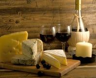 вино состава красное Стоковое Изображение