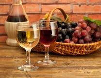 вино состава Стоковая Фотография