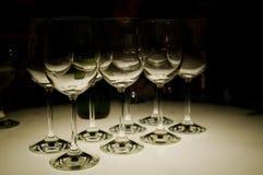 вино стекел Стоковые Фотографии RF