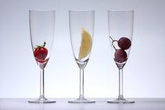 вино стекел Стоковая Фотография RF