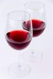 вино стекел 2 Стоковые Изображения RF