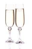 вино стекла шампанского Стоковая Фотография RF