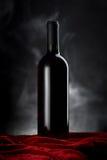вино шкафа бутылки старое стоковые фотографии rf