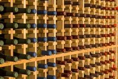вино шкафа Стоковое Фото