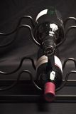 вино шкафа Стоковая Фотография