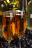 вино штанги Стоковые Фото