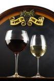 вино дня Стоковое Изображение