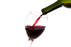 вино Стоковая Фотография